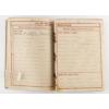 Német Második Világháborús Komplett Hagyaték - Wehrpass - Adományozó - Személyes Dokumentáció (Kursk)
