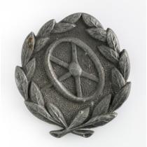Német Sofőr Jelvény Ezüst Fokozata - Kraftfahrbewährungsabzeichen In Silber