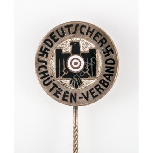 Német Második Világháborús Deutscher Schützenverband Miniatur  - Német Lövész Szövetség Miniatűr