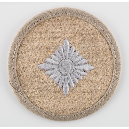 Német Második Világháborús Heer Felvarró - Oberschütze Dienstgradabzeichen
