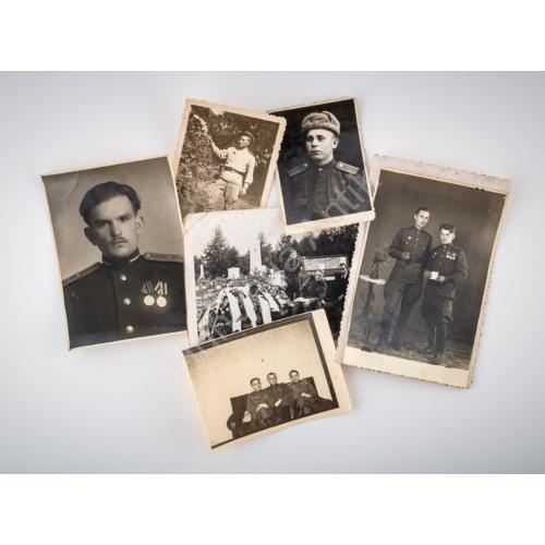 Orosz Második Világháborús Fotó Tétel