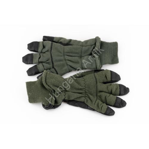 Amerikai Katonai Félbőr Kesztyű (Flyer's Glove - Intermediate Cold) 10