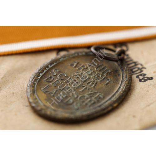 """Nemzetiszocialista Német Munkáspárt Jelvény - NSDAP Parteiabzeichen - """"RZM M1/128"""""""